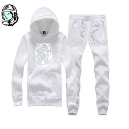 Wholesale Design New Tracksuits - 2016 New Design Fashion Mens Hoodies, Male Causal Sportswear, Man Outdoor Sports Outerwear Tracksuit BBC sweat suit