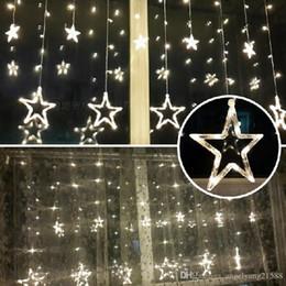 puestos de hadas Rebajas Party String Lights Standing Lights de Navidad 10M 100LED Warm White String Fairy Wedding Light Lamp Decoración de Navidad Fiesta de Navidad