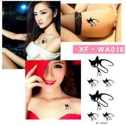 Wholesale Sticky Surfaces - New Arrival Factory Direct Sale Tattoos As Surface No Sticky Feeling 60 Style Available Women's Sexy Tattoo Paste Free Shipping