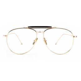 331d2d78674 Chinese ROYAL GIRL Women Chic Eyeglasses frames Vintage Clear Lens Glasses  Plain Glasses Men Oculos Femininos
