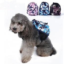 Wholesale Dog Backpack Large - Pet Products small dog Backpack Portable Between-meal Nibble Bag travel accessories carrying-bags-for-dogs