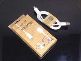 1M 3Ft Micro USB Câble de Synchronisation Câble De Charge Cordons Avec Boîte De Détail Pour Samsung Galaxy S6 S7 Bord Note 4 5 6 LG Sony Sony Téléphone ? partir de fabricateur