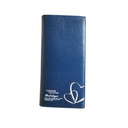 Wholesale New Style Wallets For Girls - Split Leather Money Clip Fashion Women Wallets New Arrival Colleage Girl Billfolder for Birthday Day Gift Factory Price