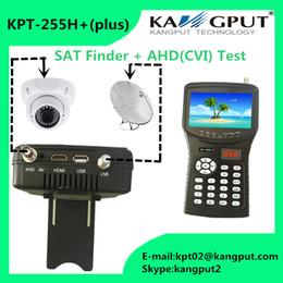 Más función KPT-255H + (más) Decodificación de señal HD Prueba de CCTV desde fabricantes