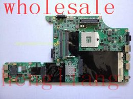 Wholesale Ibm Tests - Laptop motherboard for lenovo L412 motherboard Used100%Tested