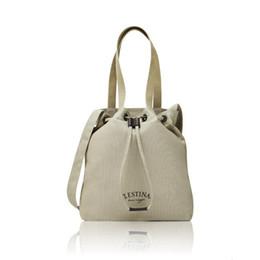Wholesale Song Hye - Wholesale-Descendants of the sun, Song Hye Kyo 2016 New fashion women canvas handbag crossbody shoulder bag bucket tote bags free shipping
