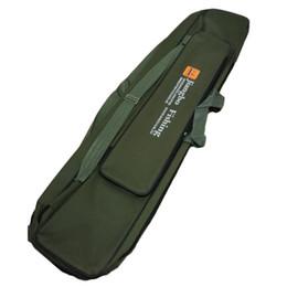 Multifuncional Saco De Equipamento De Pesca Vara De Pesca Sacos Do Exército Verde três Camadas de Lona Ao Ar Livre Material de 1.2 m / 1 m de Fornecedores de controlador manual