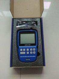 Wholesale Kia Pin Calculator - Newest vpc-100 pin code calculator Hand-Held Vehicle PinCode Calculator with 300+200 Tokens high quality dhl free shipping