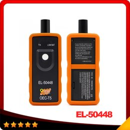 Wholesale Dodge Tire Pressure Sensors - EL-50448 TPMS Activation Tool Tire Pressure Monition Sensor OEC-T5 On Models In & After 2012 Can Be Read free shipping