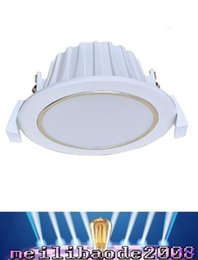 Wholesale 12 volt cooler warmer - 2016 NEW solar power system 12 volt 10W   12W   18W Bright Recessed Ceiling Panel Down Light Bulb Lamp free shipping MYY