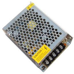 Алюминиевая сетка контролировать мощность света прокладки силового оборудования, переключение электропитание S-60-12 вход выход 220 В переменного тока 12 В 5А 60 Вт питания от