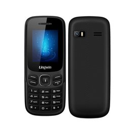Wholesale Elder Cell - Lingwin N1 Bluetooth MP4 Camera Dual SIM Cell Phone 600mAh 32MB+32MB SC6513DA GSM Flashlight Elder Mobile Phone
