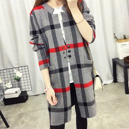 Wholesale Plus Size Trench - Mori Girl Spring Autumn Trench Coats for women Plus size Long sleeve Preppy Style Stand Collar Women Outerwear