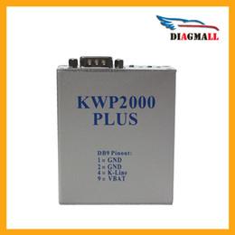 Wholesale Kwp Plus - 2016 Top Sales KWP2000 Plus ECU REMAP Flasher OBD2 ECU Chip Tunning Tool KWP 2000 Free Shipping