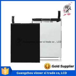 Wholesale Ipad Mini Lcd Screen Replacement - Tested Replacement Lcd Display Screen For Ipad Mini 1 lcd 1st A1455 A1454 A1432 1 Piece Free Shipping Brand New