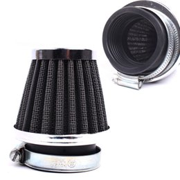 Wholesale Air Filter Wholesalers - Motorcycle Air Filter Mushroom Head Filters 35MM 38MM 39MM 42MM 46MM 48MM 50MM 52MM 54MM Scooter Minibike ATV Accessories Air Intakes