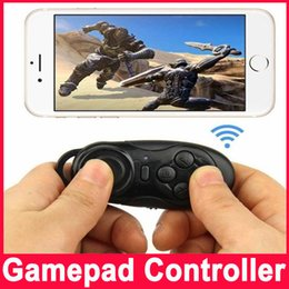 Wholesale Iphone Bluetooth Mouse - 3 in1 Bluetooth Joystick Gamepad Controller Multifunction Selfie Remote Shutter Wireless Mouse for Game For iPhone IOS Samsung Android