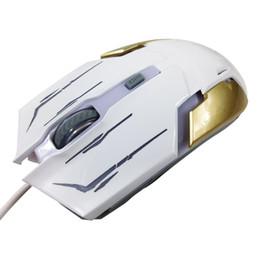 Wholesale Fantasy Axe - [white]V300 axe fantasy V series DPI speed light colorful gaming mouse [USB]