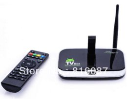 Wholesale Tv Box Cs918s - Free Shipping by Post 1pc Lot New Arrival CS918S Quad Core Allwinner A31S 2GB 16GB Android 4.2.2 TV Box 5.0MP Camera BT 4.0 XBMC
