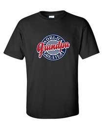 Wholesale Gifts For Men Ideas - World's Greatest Grandpa Funny Fathers Day Gift Idea for Tee