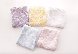 Wholesale White Ruffle Leggings - Cheaper 2017 Girls Cotton Lace Leggings Pants tight Toddlers Children Baby Kids Ruffle Leggings kids clothes Pants 5 colors A7574