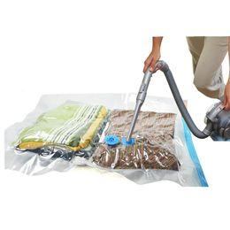 Wholesale Extra Large Plastic Bags - Wholesale- 5pcs lot Space Saver Vacuum Seal Storage Bags Medium to Extra Large XXL