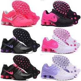 Wholesale Ladies Blue Dress Shoes - woman shoes shox avenue women basketball sport running dress sneakers sport lady trainers wedding shoes best sale online discount store