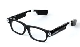 Wholesale Photo Call - Amazingly Android 4.0 Smart Video Glasses with Bluetooth Phone Call GPS and Memory Smart Glass photograph photo picture Gift
