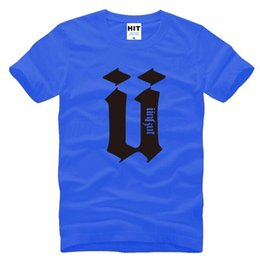 Wholesale Tee Shirt Unkut - WISHCART UNKUT Hip-hop Letter Printed Mens T Shirt T-shirt Fashion 2016 New Short Sleeve O Neck Cotton Tshirt Tee Camisetas Masculina