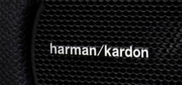 Wholesale Wholes Speakers - harman kardon Hi-Fi Speaker 3D Metal Aluminum Emblem Badge Auto Car