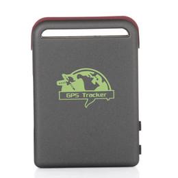 Wholesale Child Detector - TK102B Mini GPS Tracker for Car Rastreador Veicular GPS Car-Detector GPSLocator SPY Things SOS Children GSM Tracker