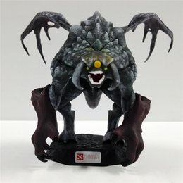 Wholesale Dota Model - Demishop FUNKO POP Roshan #31 Dota 2 Game Model 12cm PVC Action Figures Collection Dota2 Decoration Toys With Gift Original Box