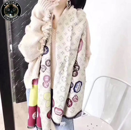 Wholesale Trendy Shawls - Good Quality Exclusive Fashion Silk Wool Scarf Luxury Scarve Woman Brand New Trendy Women Shawl High Quality Foulard 180*65mm