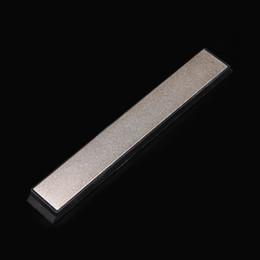Wholesale Steel 5mm - Yijian Diamond Whetstone Edge 200 500 800 Grit 150*20*5mm For Apex sharpener h1
