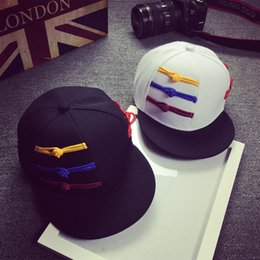 Wholesale Hip Hop Caps China - China wind new hip-hop Cap Baseball Cap Hat flat along the Korean hip-hop and all-match leisure tide in spring and summer