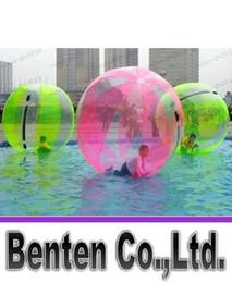 Wholesale Tizip Ball Water - water walking ball 1.3 M and 2 diameter PVC LLFA