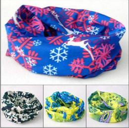 Wholesale Muffler Scarf For Men - Wholesale-NEW Bicycle bandanas muffler high elasticity scarf sunscreen Cycling cap outdoor Sport Headband for men women unisex 150styles