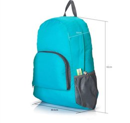 Wholesale Traveling Backpacks - Unisex Foldable Lightweight Backpack Waterproof Traveling Daypack Hiking Daypack Shoulder Bag for Mountaineering, Hiking, Camping, cycling