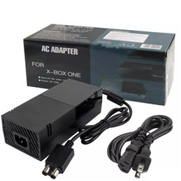 Wholesale Quiet Power Supplies - Xbox One Power Supply Brick Advanced QUIET VERSION AC Adapter Power Supply Charger Cord Replacement for Xbox One 100-240V Black