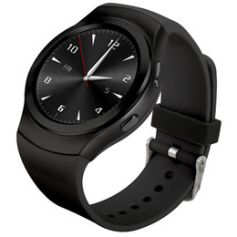 Wholesale Gps Main - 2016 hot fashion healthy G3 Smart Watch Compatible IOS and Android System Main screen 1.3 HD 240*240, IPS full circle screen