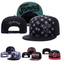 Wholesale Strap Snap Back - High Quality Famous Stars And Straps Snapback Caps & Hats Snapbacks Snap Back Hat Men Women Baseball Cap Cheap Sale