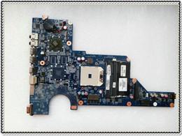Argentina 649948-001 para Pavilion G4 G6 G7 G7-1000 Placa base para portátil DA0R23MB6D1 en buenas condiciones de trabajo! Envío gratis. Suministro
