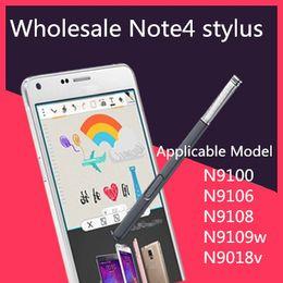 Wholesale Galaxy Stylus - Original für Samsung Galaxy Note 4 Spen SM-N910 N910 N910A N910C Anmerkung 4 Hinweis4 S Pen Spen Stylus