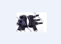 Wholesale Quality Bondage - 1pc xsextoy High quality Boot Suspension Cuffs   Leather Foot Binders for Suspension Play w21