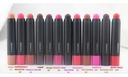 Wholesale Piece Pencils - Free shipping!NEW MAKEUP Patentpolish Lip Pencils MATTE Lipstick 2.3g 12 color(12 Pieces Lot)