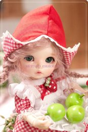 Wholesale Bjd Doll Volks - fairyland pukifee ante bjd silicone reborn baby dolls15cm toy sd 1 8 jiont resin kit dm dolltown volks elsa tsum