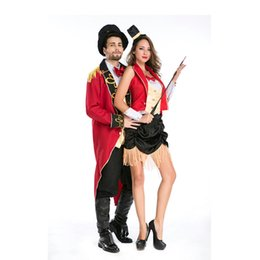 Wholesale Costume Halloween Ideas - Abm ideas royal earl Clothing Man costume for adult men christmas carnival halloween cosplay fancy dress party disfraces