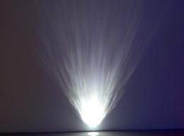 contexto de rideau vidéo Promotion 3W Mur Décoratif Lumières LED Ondulations D'eau Lignes Effet Lumière 110-240 V Auto Activé Vocalement Aquarium Étape Lampe KTV Ampoule Rouge Bleu Blanc