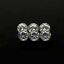 Tamaños de formas de diamante online-Precio barato Tamaño Pequeño 0.7mm-1.6mm Calidad 3A Diamante Simulado Blanco Forma Redonda Cubic Zirconia Suelta CZ Piedras Para Hacer Joyas 1000 unids