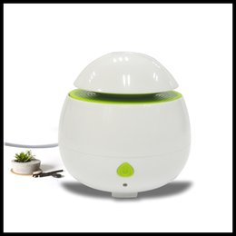 Wholesale Make Mini Usb - High Quality Portable Mini USB Humidifier Air Purifier Aroma Diffuser Mist Make For Office Home Room Car Free Shipping